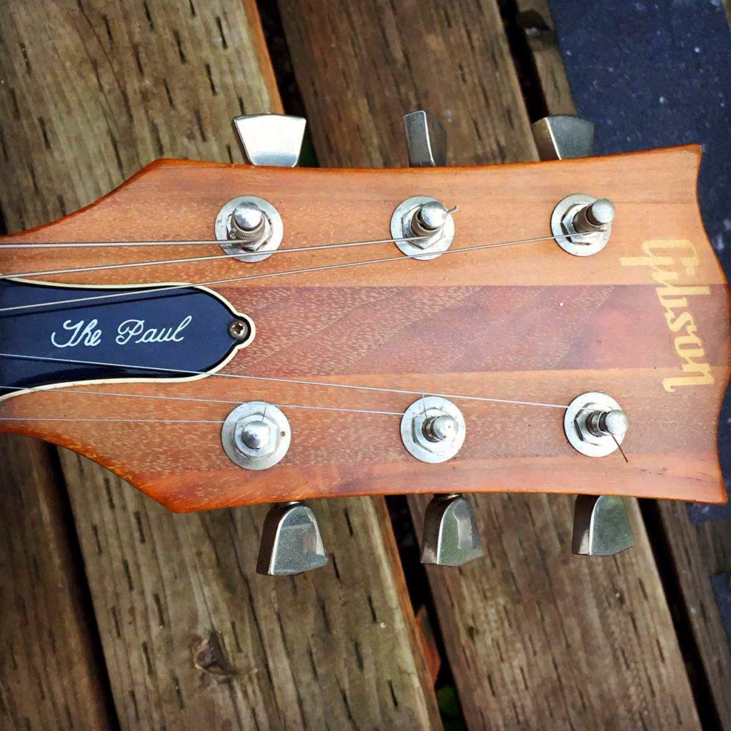 My First Good Guitar - Gibson The Paul - Chris And Rick Talk